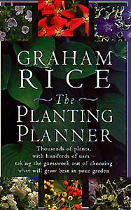 The Planting Planner